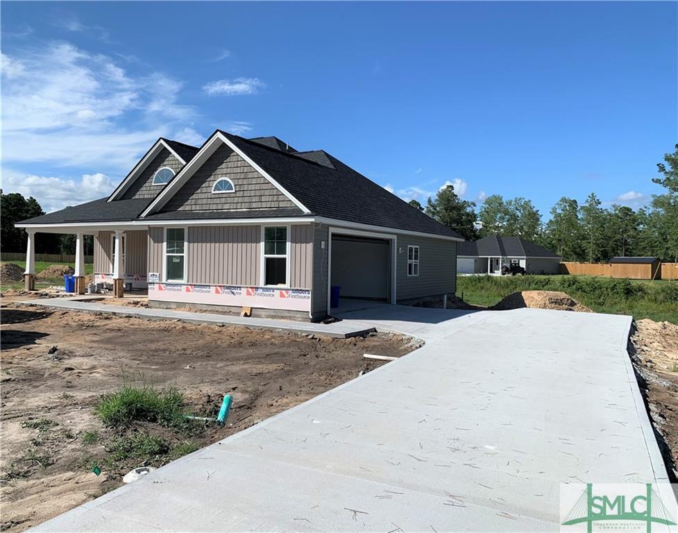 835 Macon, Ludowici, GA, 31316, Ludowici Home For Sale