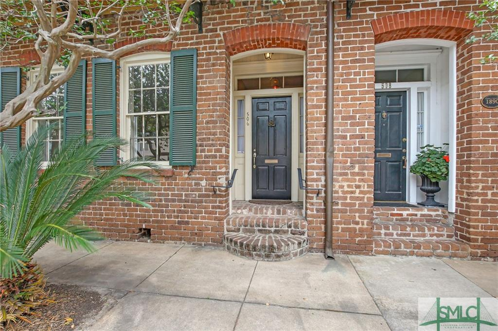 506 State, Savannah, GA, 31401, Historic Savannah Home For Sale