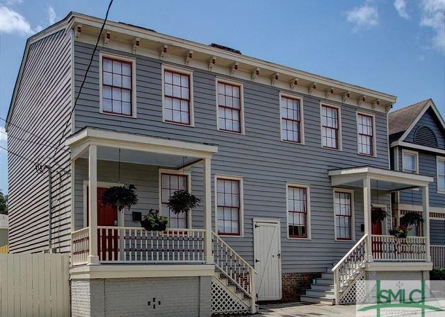 551 Huntingdon, Savannah, GA, 31401, Historic Savannah Home For Sale