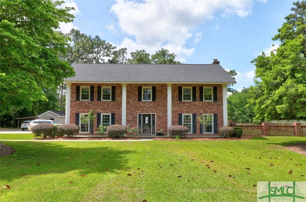 2036 Ga Highway 21, Springfield, GA, 31329, Springfield Home For Sale