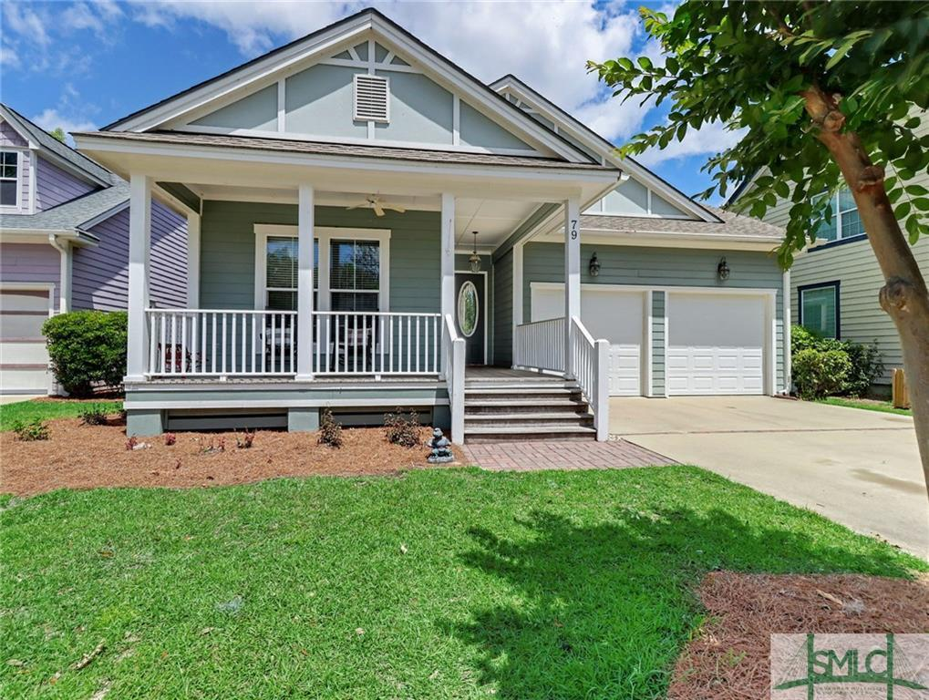 79 Rookery View, Midway, GA, 31320, Midway Home For Sale