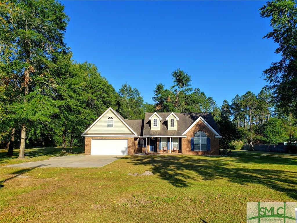 404 Poole, Ludowici, GA, 31316, Ludowici Home For Sale