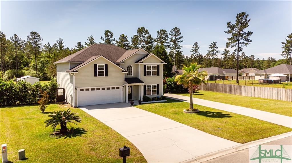 320 Coleman, Ludowici, GA, 31316, Ludowici Home For Sale