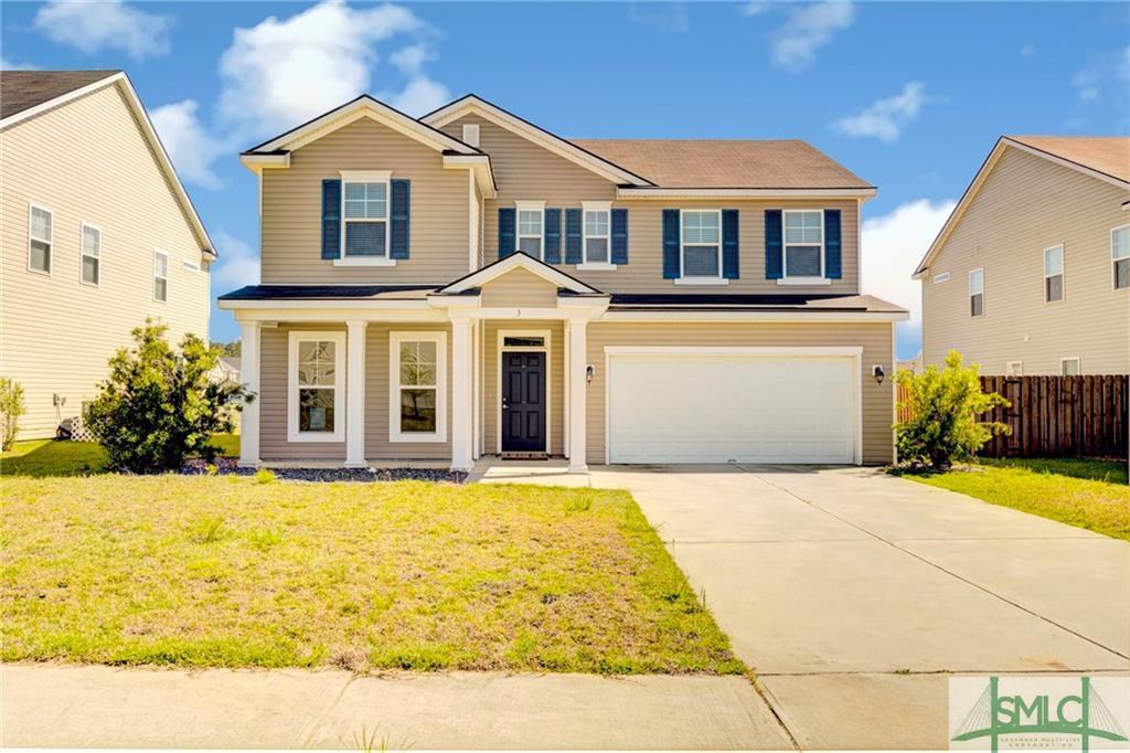 3 Coronedo, Port Wentworth, GA, 31407, Port Wentworth Home For Sale