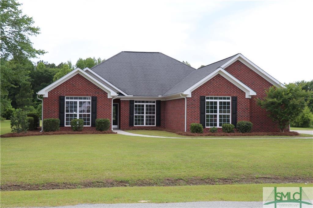 134 Summer Wind, Brooklet, GA, 30415, Brooklet Home For Sale