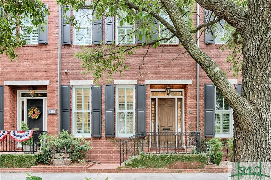 538 Liberty, Savannah, GA, 31401, Historic Savannah Home For Sale