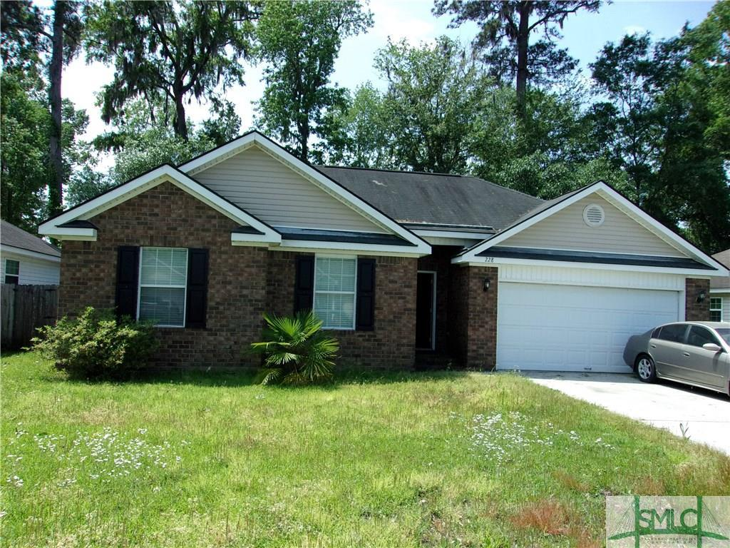 228 Fontenot, Savannah, GA, 31405, Savannah Home For Sale