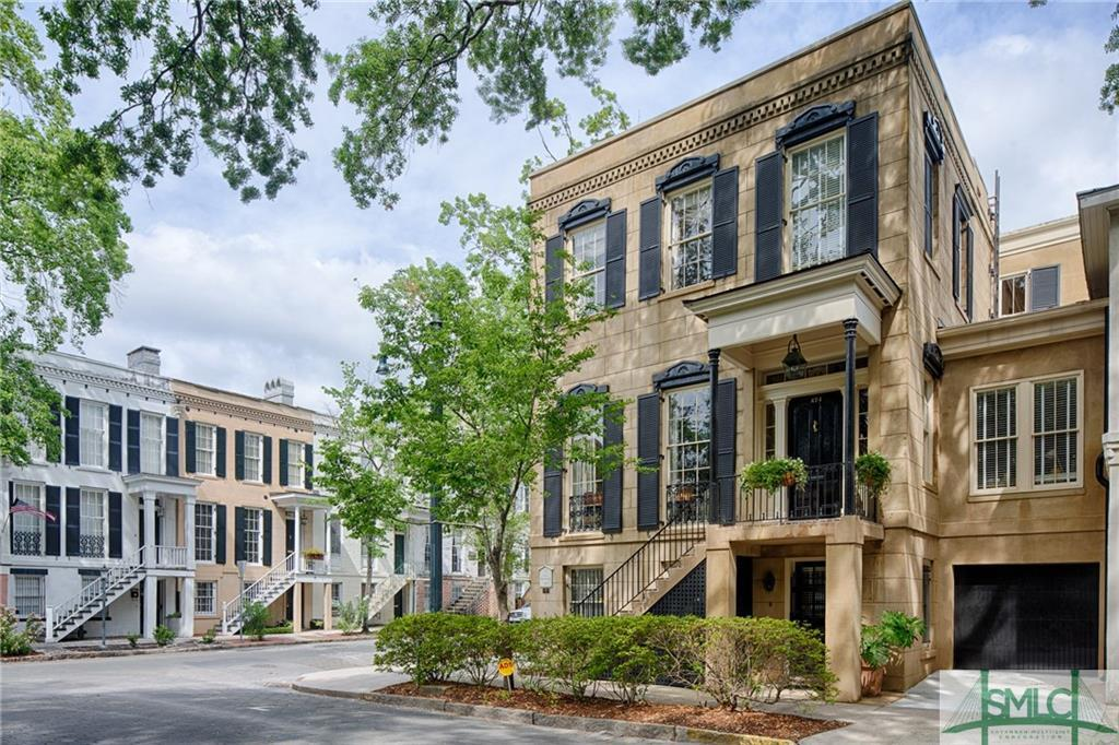 424 Barnard, Savannah, GA, 31401, Historic Savannah Home For Sale