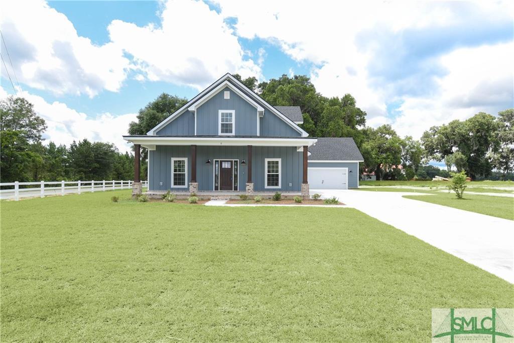 9 Palmer Place, Ludowici, GA, 31316, Ludowici Home For Sale