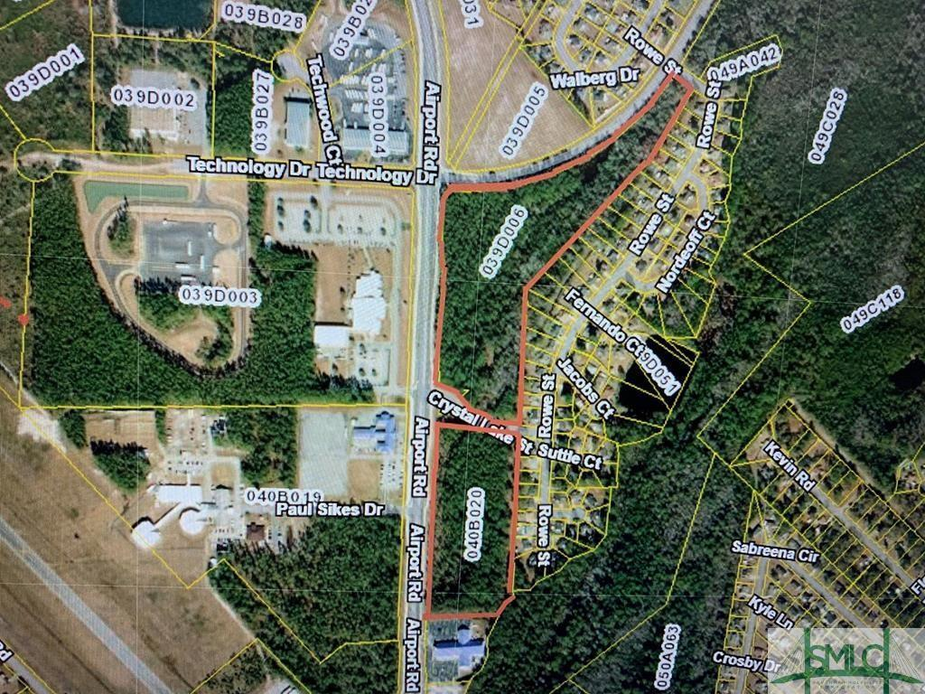 29.14 AC Airport, Hinesville, GA, 31313, Hinesville Home For Sale