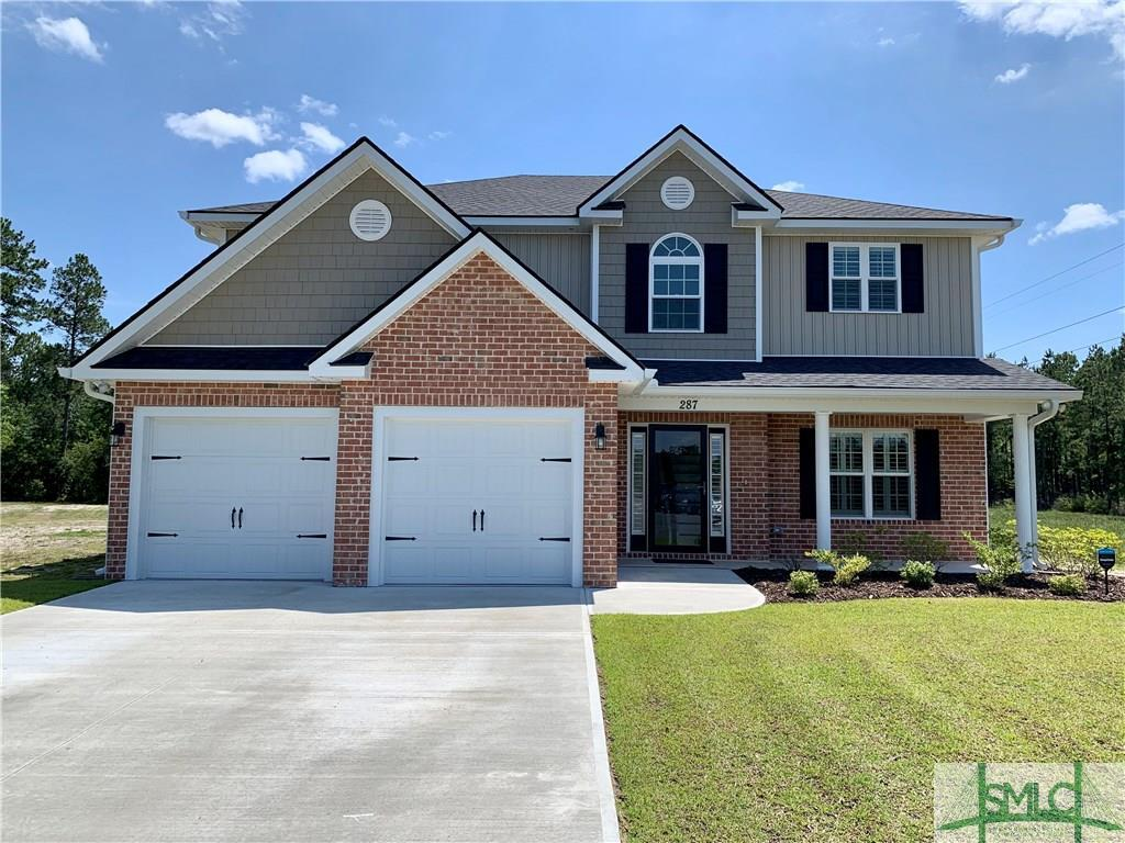 287 Way Station, Ludowici, GA, 31316, Ludowici Home For Sale