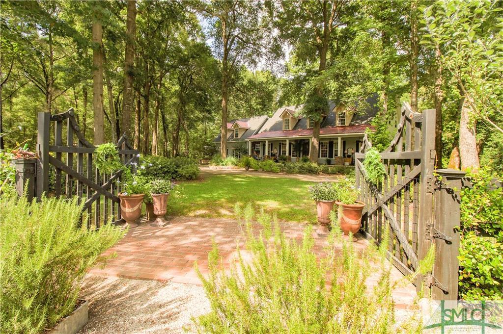 5000 Old River, Brooklet, GA, 30415, Brooklet Home For Sale