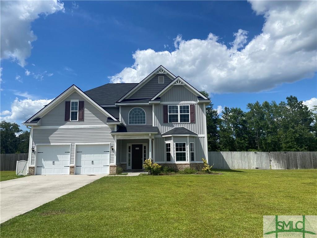 480 Highland Pony, Ludowici, GA, 31316, Ludowici Home For Sale
