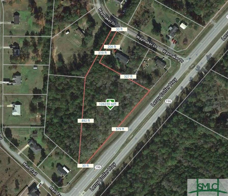0 Highway 196 / Waymaker, Midway, GA, 31320, Midway Home For Sale