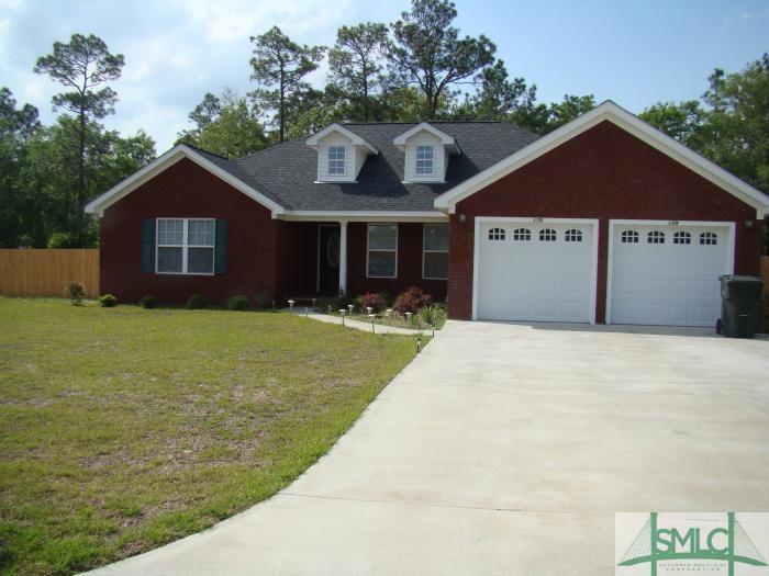 179 Winchester, Allenhurst, GA, 31301, Allenhurst Home For Sale