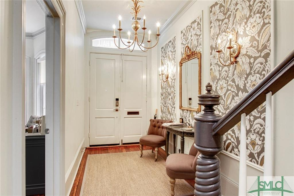 208 Hall, Savannah, GA, 31401, Historic Savannah Home For Sale