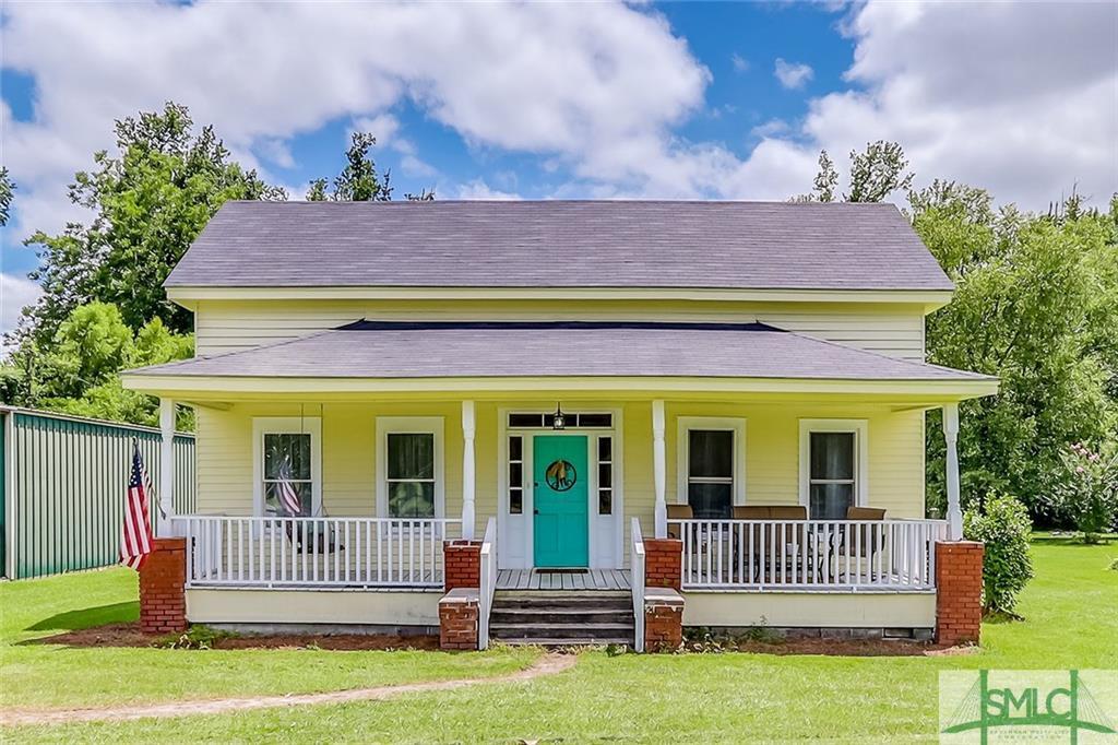 17009 Ga 119, Brooklet, GA, 30415, Brooklet Home For Sale