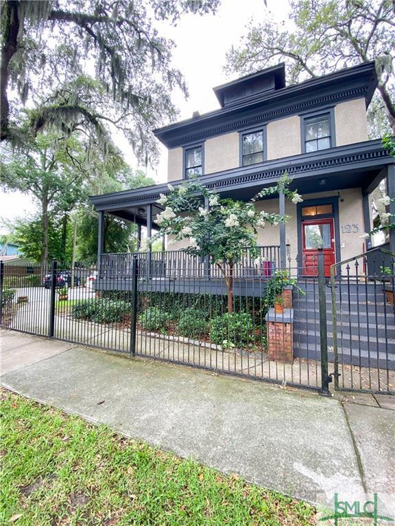123 41st, Savannah, GA, 31401, Historic Savannah Home For Sale