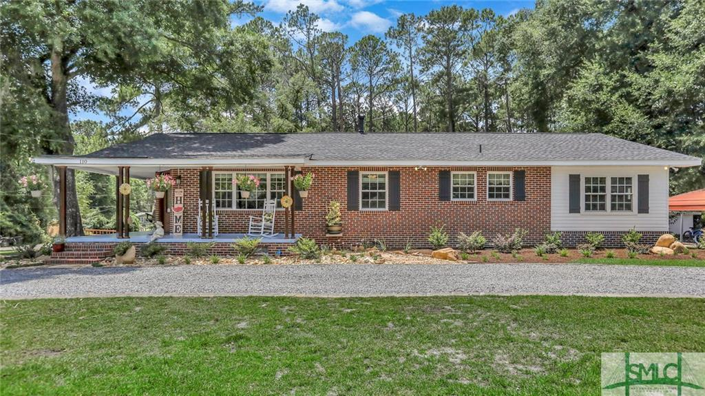 110 Ash, Springfield, GA, 31329, Springfield Home For Sale