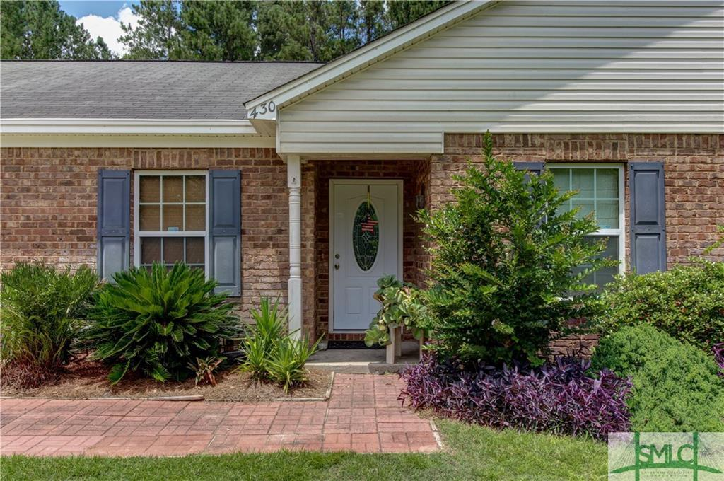 430 Shadowbrook, Springfield, GA, 31329, Springfield Home For Sale