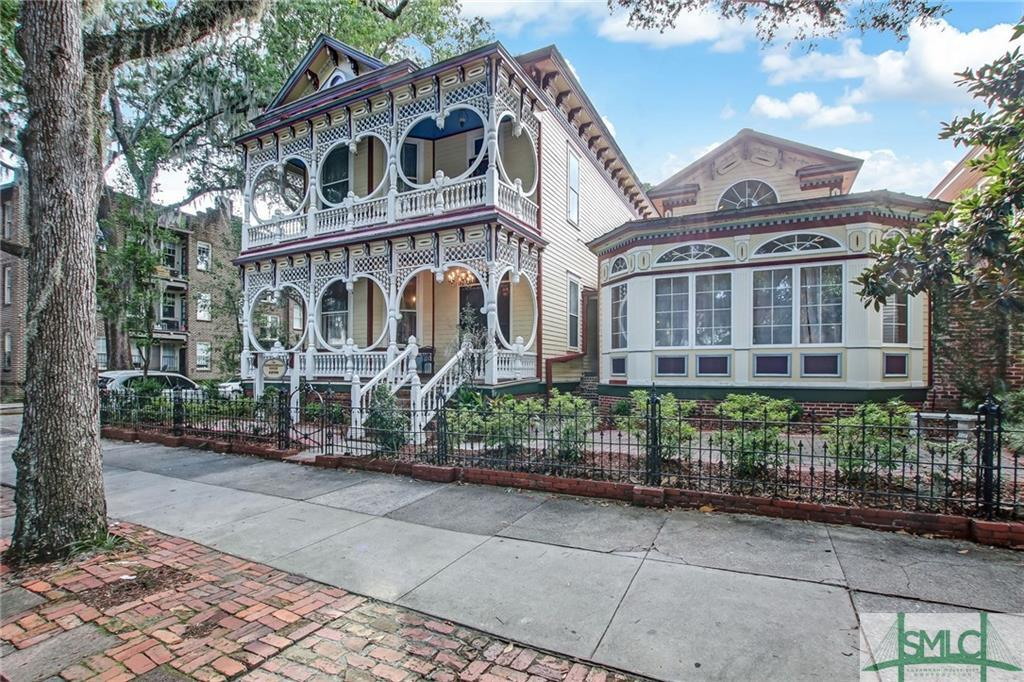 1921 Bull, Savannah, GA, 31401, Historic Savannah Home For Sale