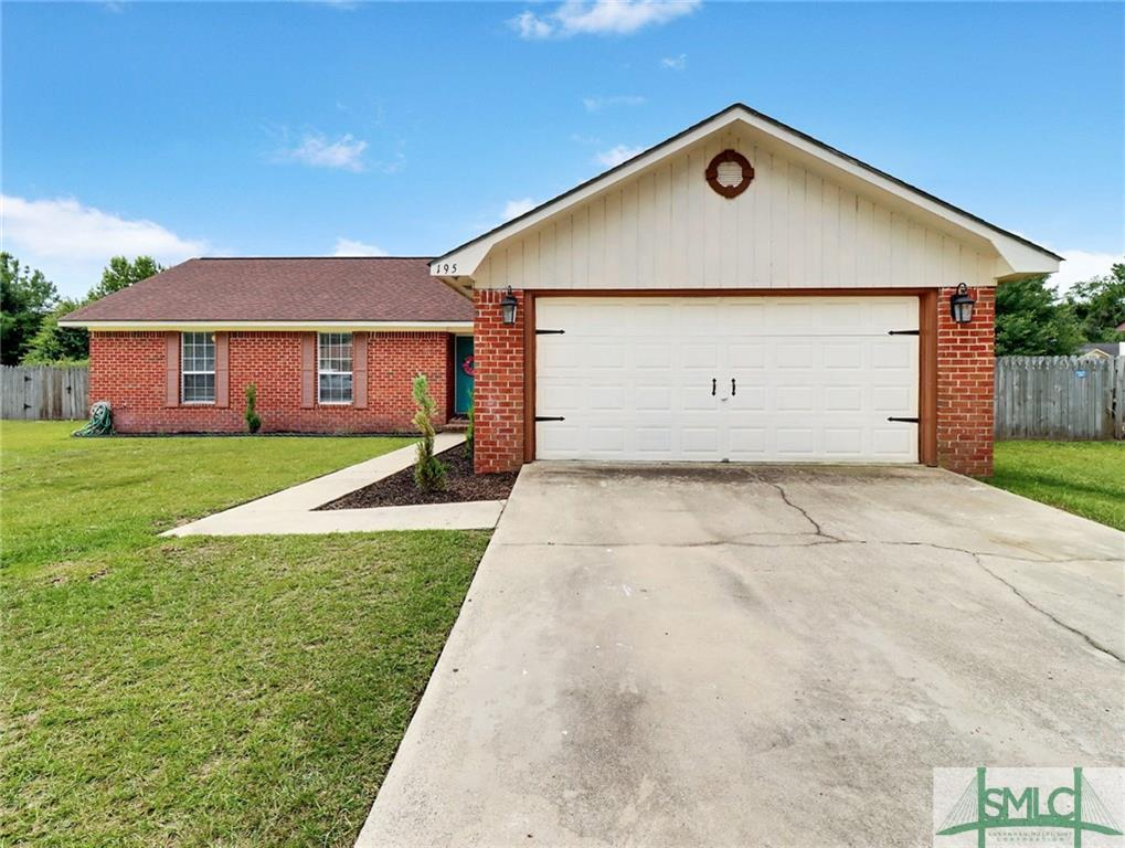 195 Stephanie, Allenhurst, GA, 31301, Allenhurst Home For Sale