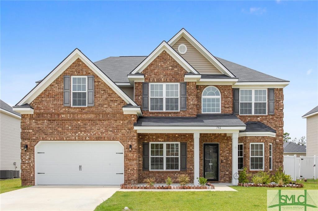 746 English Oak, Hinesville, GA, 31313, Hinesville Home For Sale