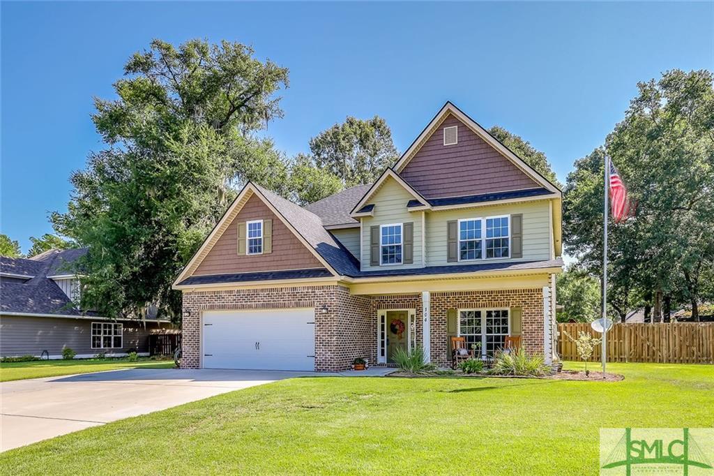 104 Red Oak, Rincon, GA, 31326, Rincon Home For Sale
