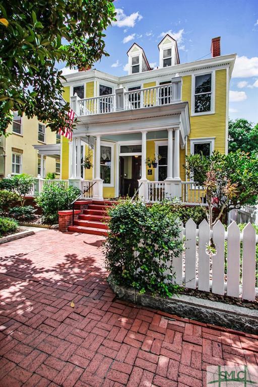 217 Huntingdon, Savannah, GA, 31401, Historic Savannah Home For Sale