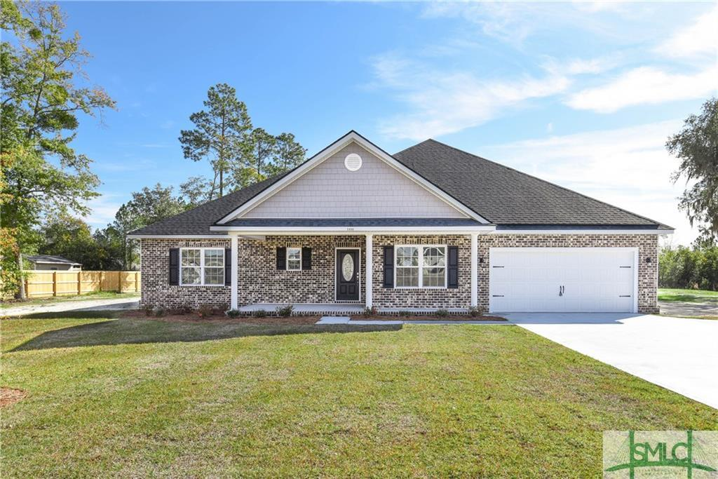 216 Palmer Place, Ludowici, GA, 31316, Ludowici Home For Sale