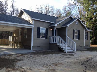 Single Family Home For Sale: 850 College Ave