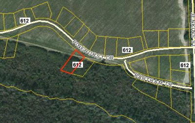 Residential Lots & Land For Sale: Lt 15 Pinehurst Dr.