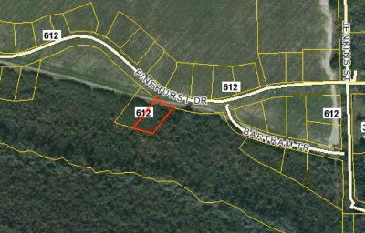 Residential Lots & Land For Sale: Lt 14 Pinehurst Dr.