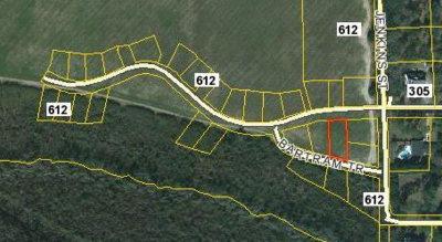 Blackshear Residential Lots & Land For Sale: Lt 11 Pinehurst Dr.