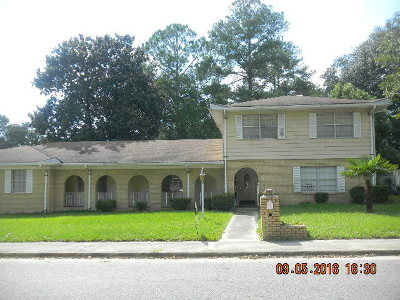 Waycross Single Family Home For Sale: 1215 Toomer Street