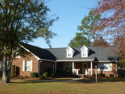 Waycross Single Family Home For Sale: 967 Hitching Post Lane