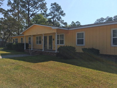Waycross GA Single Family Home For Sale: $175,000