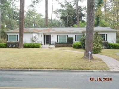 Single Family Home For Sale: 1512 Satilla Blvd
