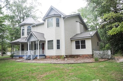 Single Family Home For Sale: 100 Pittman