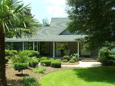 Blackshear Single Family Home For Sale: 1243 S. River Oaks