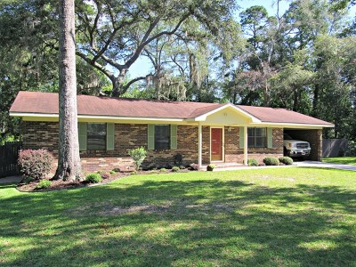 Single Family Home For Sale: 803 Live Oak Lane