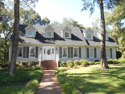 Single Family Home For Sale: 1267 S. River Oaks