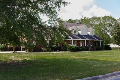 Single Family Home For Sale: 607 Stonewall Jackson Place