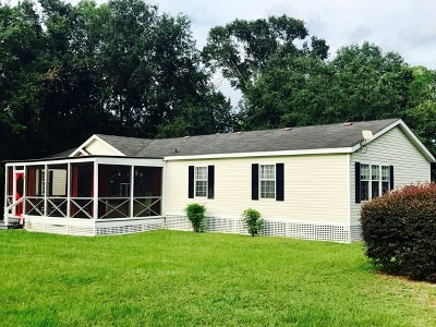 Single Family Home For Sale: 970 Miles Still Rd