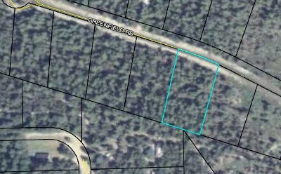 Residential Lots & Land For Sale: 6926 Greenfield Rd