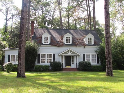 Waycross GA Single Family Home For Sale: $169,000