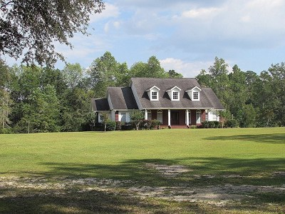 Waycross GA Single Family Home For Sale: $340,000
