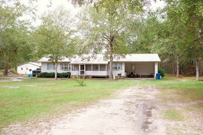 Waycross GA Single Family Home For Sale 122900