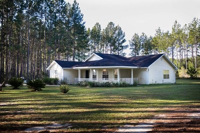 Single Family Home For Sale: 5115 Pineview Church Road
