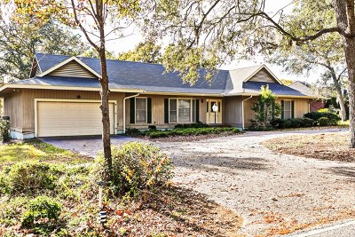 Single Family Home For Sale: 1369 N. River Oaks Dr